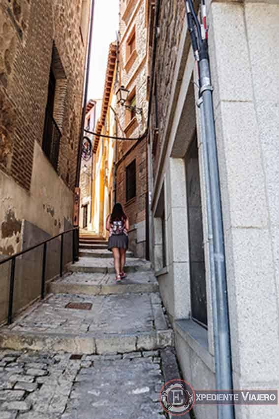 Qué ver en el casco histórico de Toledo: Las calles