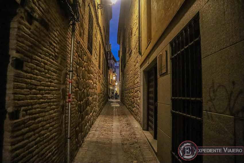 Callejones de Toledo