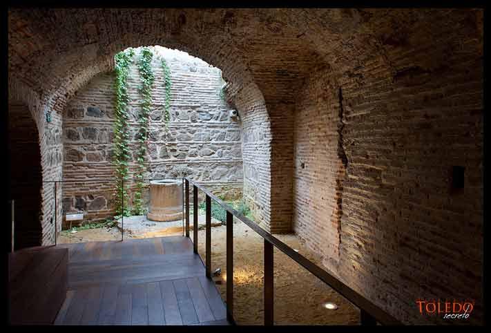 Historia del Toledo medieval: Cueva del Greco