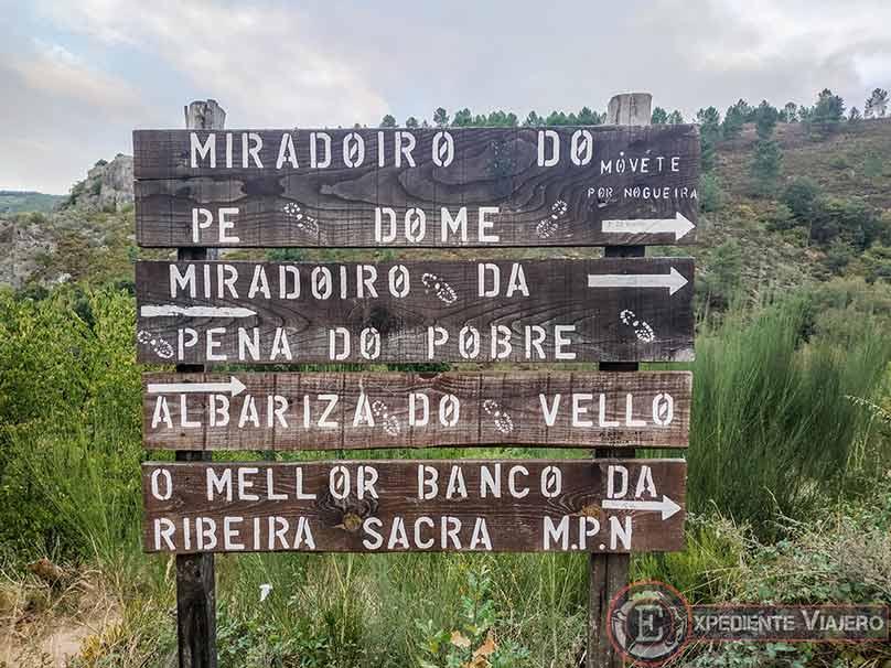 Ruta de un día en coche por la Ribeira Sacra: Ruta de los miradores