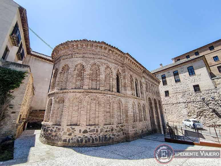 Qué ver en el casco histórico de Toledo: Mezquita del Cristo de la Luz