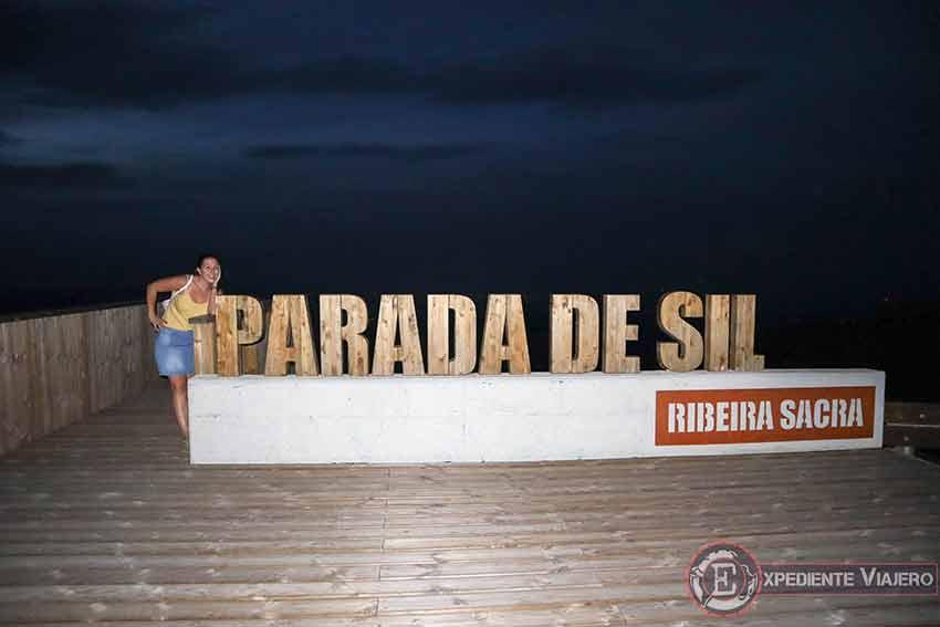 Ruta de un día en coche por la Ribeira Sacra: Mirador Chao de Madeiros