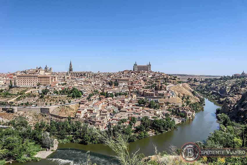 Qué ver en el casco histórico de Toledo: El Mirador del Valle
