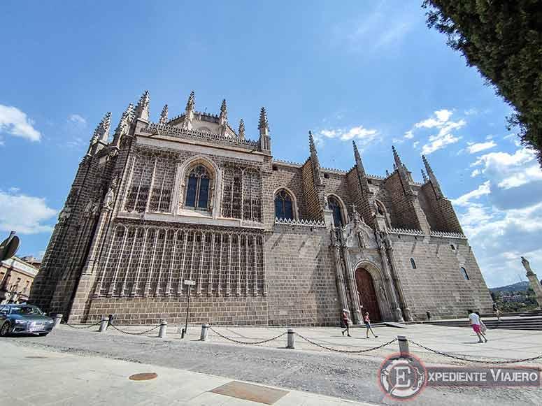 Qué ver en el casco histórico de Toledo: Monasterio de San Juan de los Reyes