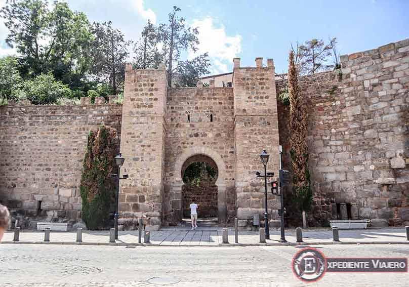 Qué ver en el casco histórico de Toledo: Puente de Alcantára
