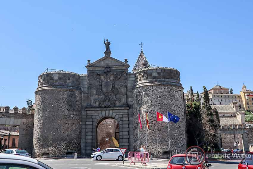 Qué ver en el casco histórico de Toledo: Puerta Nueva de Bisagra