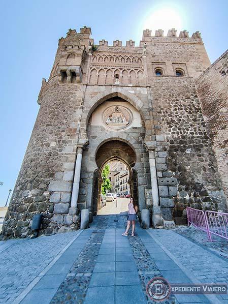 Qué ver en el casco histórico de Toledo: Puerta del Sol