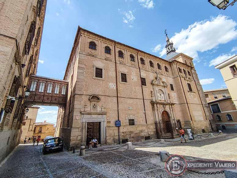 Qué ver en el casco histórico de Toledo: Real Colegio de Doncellas Nobles