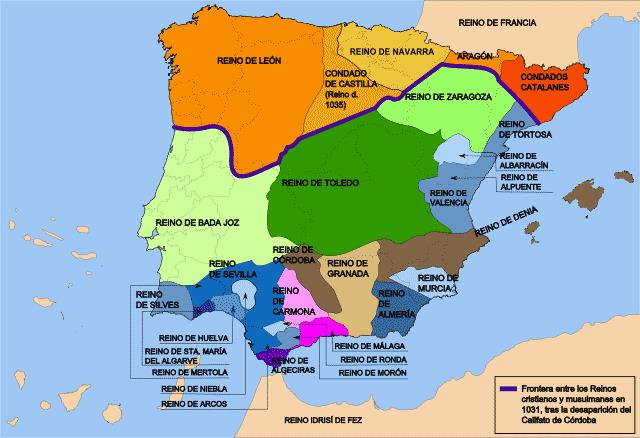 Historia del Toledo medieval: Reinos y Taifas