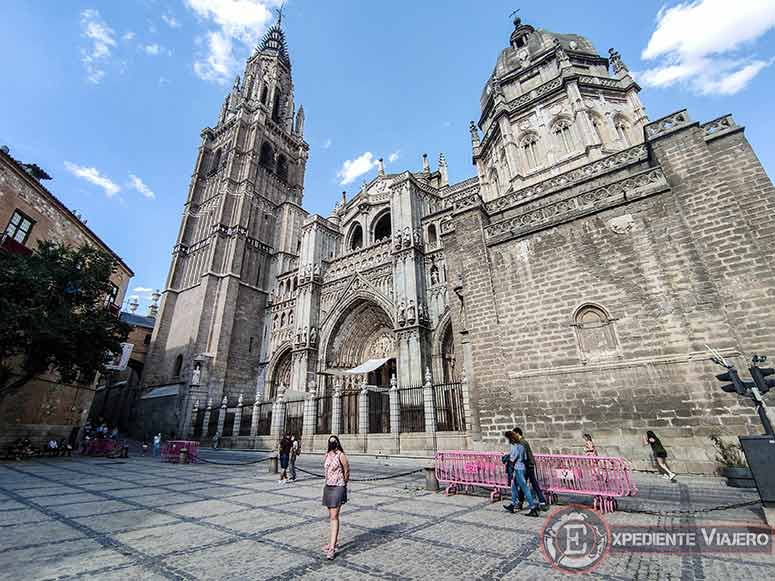 Qué ver en el casco histórico de Toledo: La Catedral