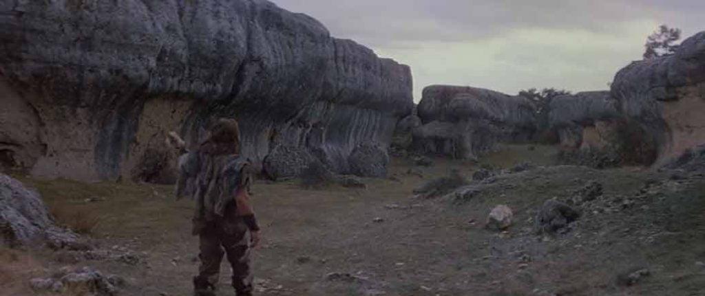 Película de Conan el Bárbaro en la Ciudad Encantada