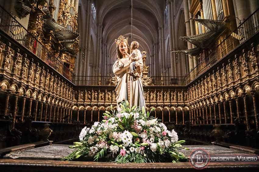 Coro de la Catedral de Toledo