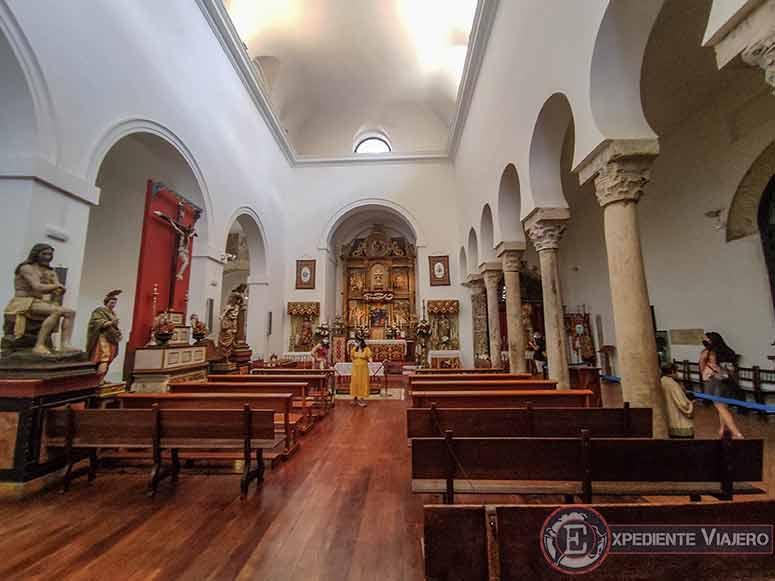Qué ver en el casco histórico de Toledo: La Iglesia de El Salvador