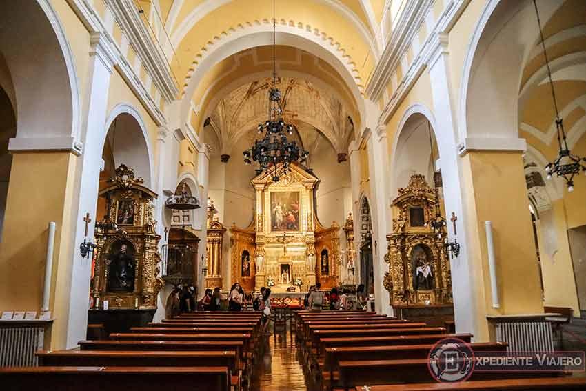 Qué ver en el casco histórico de Toledo: Iglesia de Santo Tomé