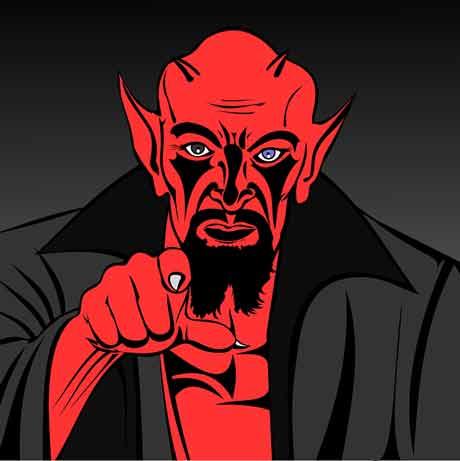 Leyenda sobre el Ventano del Diablo