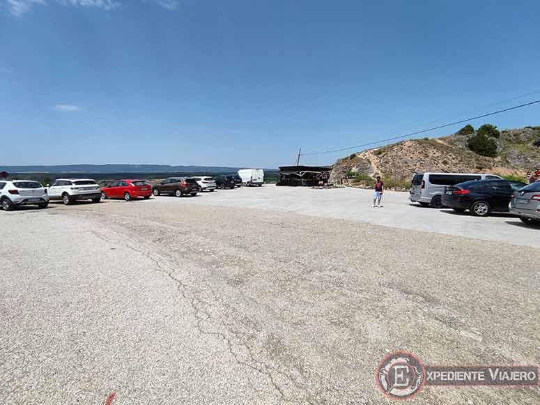Cómo llegar al Ventano del Diablo (Cuenca) y su parking
