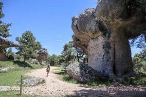 Ruta por la Ciudad Encantada de Cuenca