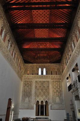 Qué ver en el casco histórico de Toledo: Sinagoga del Tránsito