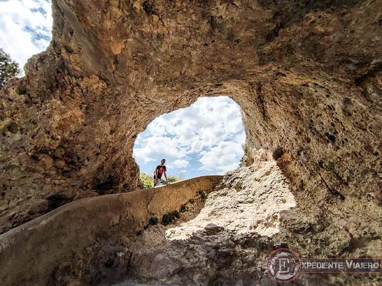 Cueva del Ventano del Diablo (Cuenca)