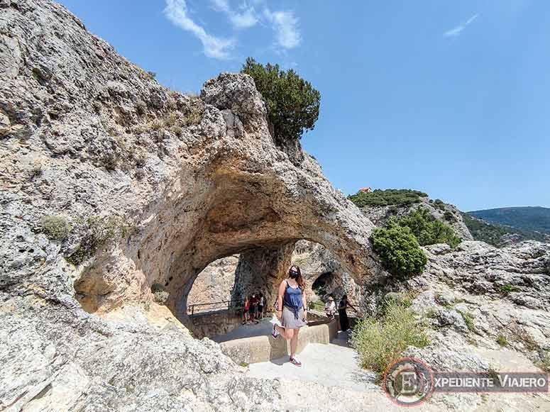 Exterior del Ventano del Diablo (Cuenca)