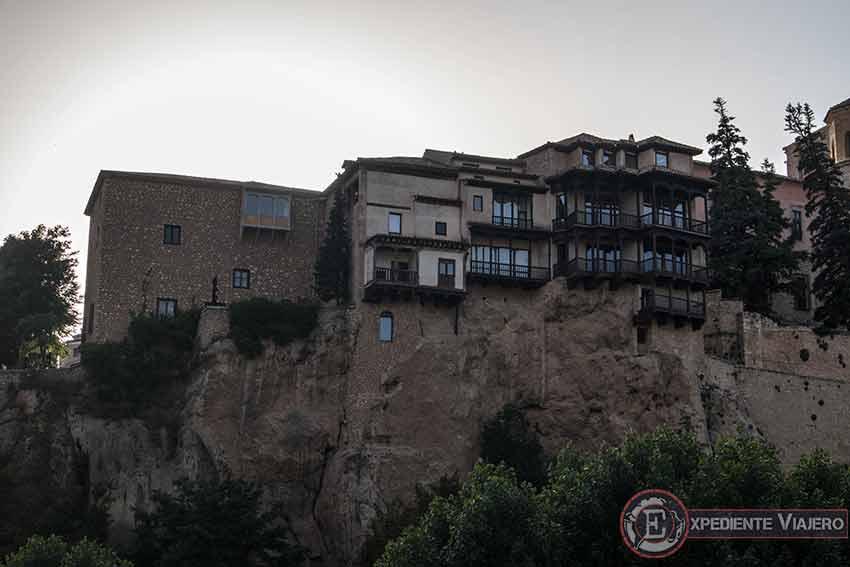 C贸mo visitar el casco antiguo de Cuenca: Las Casas Colgadas