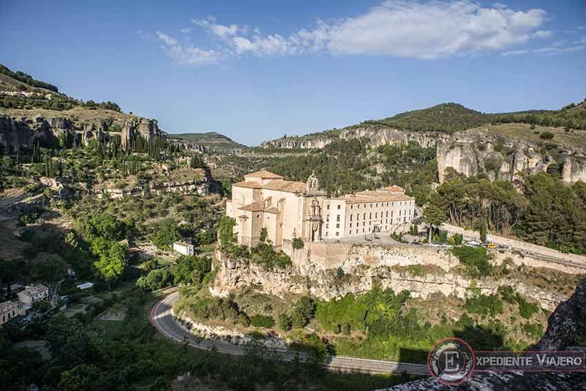 C贸mo visitar el casco antiguo de Cuenca y el Monasterio de San Pablo
