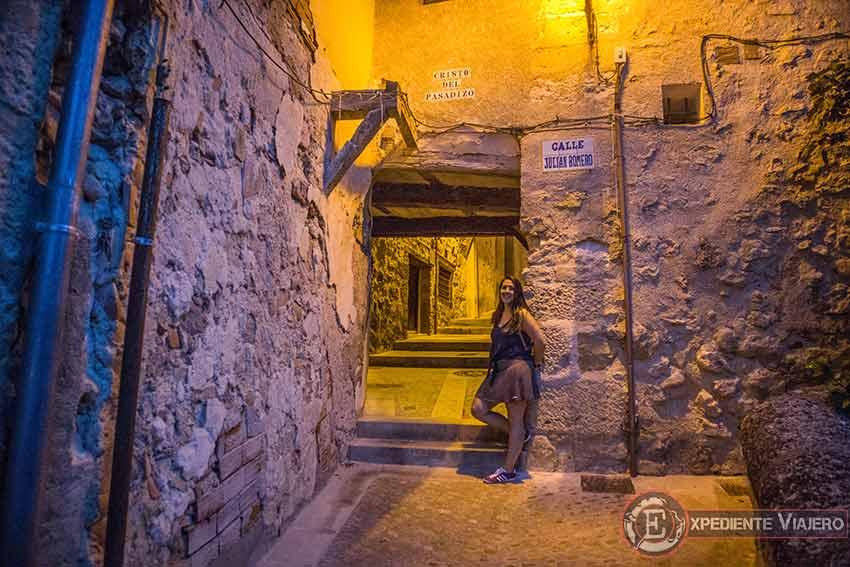 C贸mo visitar el casco antiguo de Cuenca de noche