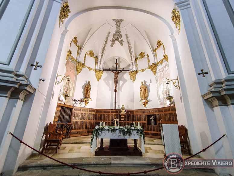 C贸mo visitar el casco hist贸rico de Cuenca: Iglesia de San Pedro