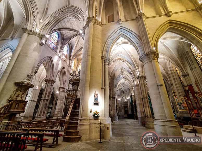 La Catedral de Cuenca por dentro