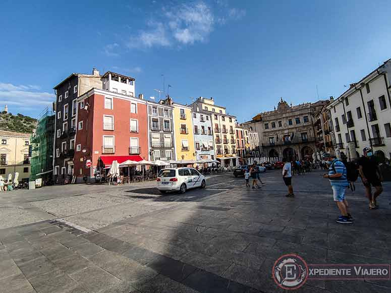 C贸mo visitar el casco hist贸rico de Cuenca: Plaza Mayor