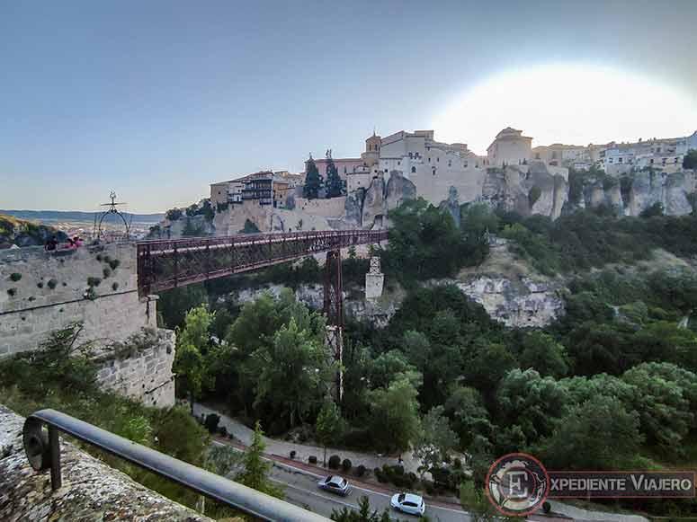 C贸mo visitar el casco antiguo de Cuenca y el puente de San Pablo