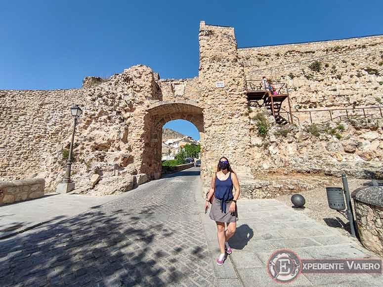 C贸mo visitar el casco hist贸rico de Cuenca: Ruinas del Castillo