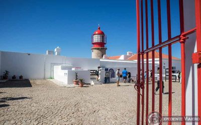 Qué ver en Sagres (Algarve). Entre fortalezas y acantilados